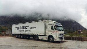 Mack d.o.o. - Domaći transport
