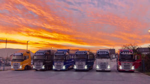 Mack transport