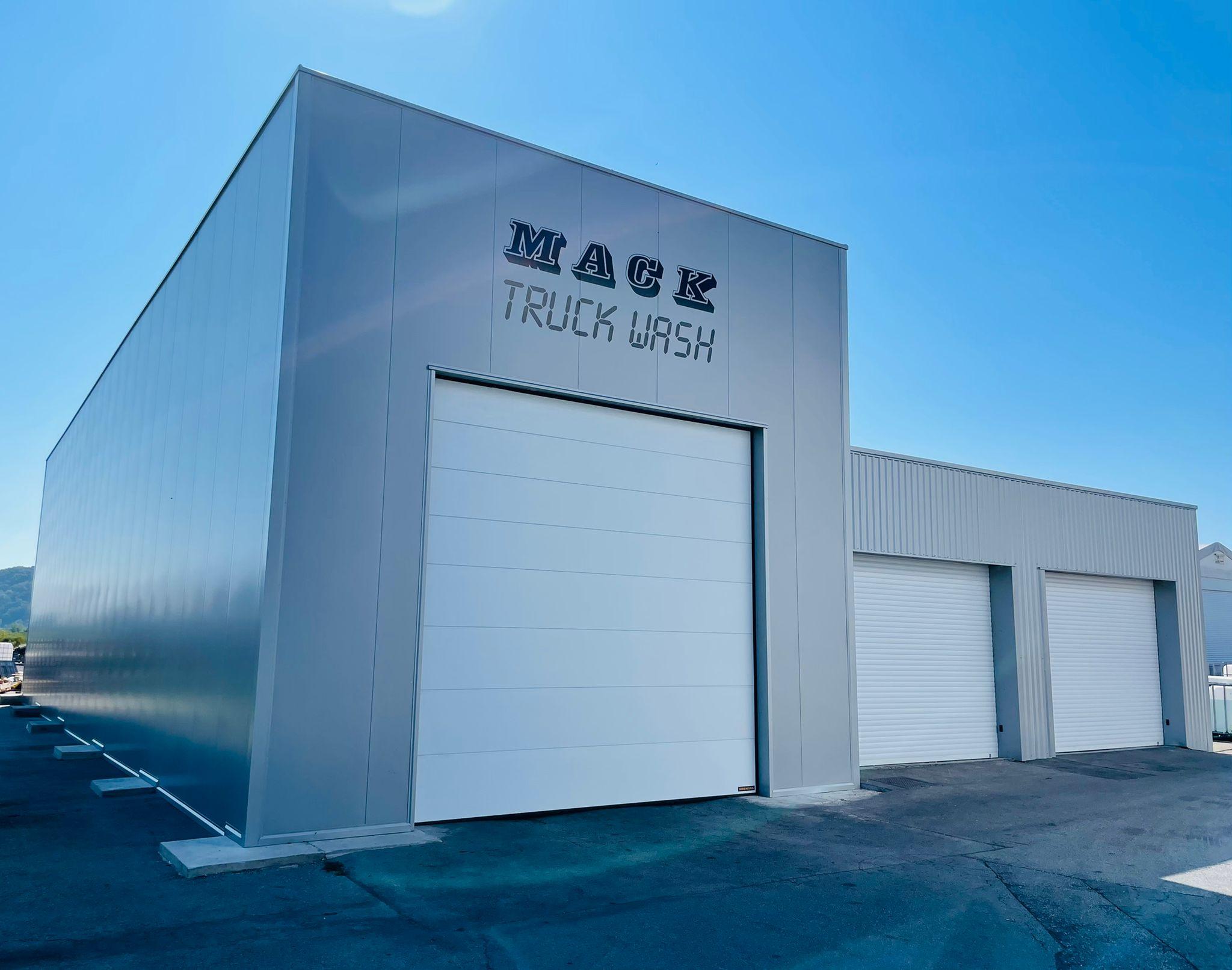 Mack Praonica kamiona